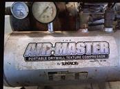AIR MASTER DRYWALL TEXTURE COMPRESSOR 162-1056